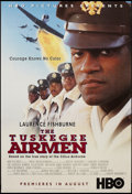 """Movie Posters:War, The Tuskegee Airmen (HBO Films, 1995). Television One Sheet (27"""" X40"""") SS Advance. War.. ..."""