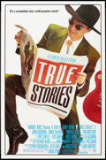 "Movie Posters:Rock and Roll, True Stories (Warner Brothers, 1986). One Sheet (27"" X 41""). Rockand Roll.. ..."