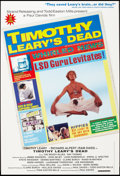 "Movie Posters:Documentary, Timothy Leary's Dead (Strand Releasing, 1996). One Sheet (27"" X 40""). Documentary.. ..."