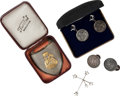 Political:Presidential Relics, Four Jewelry Pieces,... (Total: 4 Items)
