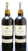 France Misc., Rivesaltes 1945 . Terroir du Crest et de l'Agly . 1lbsl,recently bottled. Bottle (2). ... (Total: 2 Btls. )