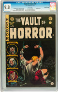 Golden Age (1938-1955):Horror, Vault of Horror #39 Gaines File pedigree 1/12 (EC, 1954) CGC NM/MT9.8 White pages....