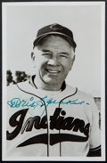 Baseball Collectibles:Photos, Tris Speaker Signed Vintage Photograph Postcard. ...