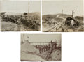 Western Expansion:Goldrush, Alaskan Gold Rush: Klondike Photos.... (Total: 3 Items)