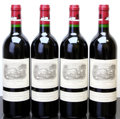 Red Bordeaux, Chateau Lafite Rothschild 1995 . Pauillac. 1lscl. Bottle(4). ... (Total: 4 Btls. )