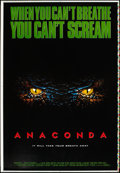 "Movie Posters:Adventure, Anaconda (Columbia, 1997). One Sheet (28"" X 41""). Printer's Proof.Adventure.. ..."