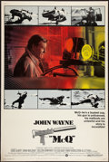 "Movie Posters:Action, McQ (Warner Brothers, 1974). Poster (40"" X 60""). Action.. ..."