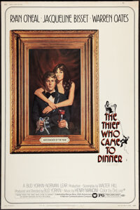 "The Thief Who Came to Dinner (Warner Brothers, 1973). Poster (40"" X 60""). Comedy"