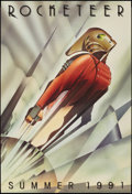 "Movie Posters:Action, The Rocketeer (Walt Disney Pictures, 1991). One Sheet (27"" X 40"").DS Advance. Action.. ..."