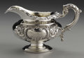 Silver Holloware, British:Holloware, A Scottish William IV Silver Creamer . William Mortimer or Wm.Marshall & Son, Edinburgh, Scotland. 1830-31. Silver, silve...