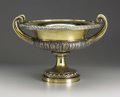 Silver Holloware, British:Holloware, A Victorian Silver and Silver Gilt Vase. Hands & Son, London,England. 1869-70. Silver and silver gilt. Marks: (lion pass...