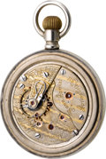 Timepieces:Pocket (post 1900), Illinois Rare 26 Ruby Jewel 18 Size Bunn Special, circa 1904. ...