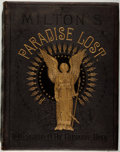 Books:Fine Bindings & Library Sets, [Fine Bindings]. Milton's Paradise Lost Illustrated by Gustave Dore... New York: Cassell, Petter, Galpin, [n.d., cir...