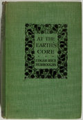 Books:Science Fiction & Fantasy, Edgar Rice Burroughs. At the Earth's Core. London: Methuen, [1923]. First British edition, first printing. Octavo. 2...
