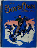 Books:Americana & American History, The Boy's Own Annual. Volume 11 (October 2, 1909 to August27, 1910). [London: Boy's Own Paper, 1909-1889]. First ed...
