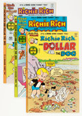 Bronze Age (1970-1979):Cartoon Character, Richie Rich and Dollar the Dog Plus File Copy Group (Harvey, 1970s)Condition: Average NM-.... (Total: 84 Comic Books)