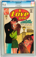 Bronze Age (1970-1979):Romance, I Love You #86 (Charlton, 1970) CGC NM+ 9.6 Off-white to whitepages....