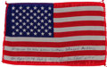 Transportation:Space Exploration, Apollo 14 Lunar Module Flown American Flag Directly from thePersonal Collection of Mission Lunar Module Pilot EdgarMitchell,...