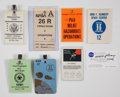 Transportation:Space Exploration, NASA Gemini through Skylab-Era Photos, Badges, and Memorabilia. ...(Total: 6 Items)