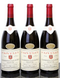 Red Burgundy, Chambertin 2002 . Clos de Beze, Faiveley . Bottle (3). ...(Total: 3 Btls. )