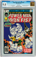 Modern Age (1980-Present):Superhero, Power Man and Iron Fist #57 (Marvel, 1979) CGC NM/MT 9.8 Whitepages....