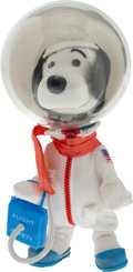 "Transportation:Space Exploration, Apollo 10: Original ""Snoopy Astronaut"" Doll Signed by Mission Lunar Module Pilot Gene Cernan, Mint in Box...."
