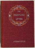 Books:Biography & Memoir, A. Conan Doyle [editor]. The Stark Munro Letters. New York: D. Appleton, 1895. First American edition, first pri...