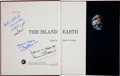 Autographs:Celebrities, This Island Earth Book Signed by Cunningham, Schirra,Aldrin, and Bean. ...