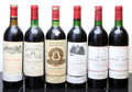 Red Bordeaux, Chateau Calon Segur . 1982 St. Estephe ts, lbsl Bottle (1).Chateau La Lagune . 1982 Haut Medoc ts Bottl... (Total: 6Btls. )