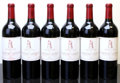 Red Bordeaux, Chateau Latour 2001 . Pauillac. 3lwasl. Bottle (6). ...(Total: 6 Btls. )