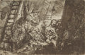 Prints:Old Master, REMBRANDT VAN RIJN (Dutch, 1606-1669) printed by DONALD SHAWMACLAUGHLAN (Canadian/American 1876-1938) . Suite of 24 Rembr...(Total: 24 Items)