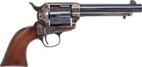 """Exceptional """"Rough Rider"""" U.S. Colt Artillery Single Action Revolver and Holster"""