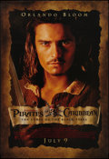 "Movie Posters:Adventure, Pirates of the Caribbean: The Curse Of The Black Pearl (BuenaVista, 2003). Poster (18.5"" X 27""). DS. Advance. Adventure.. ..."