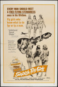"Movie Posters:Sexploitation, Swedish Fly Girls and Other Lot (Trans American, 1972). One Sheets(2) (27"" X 41""). Sexploitation.. ... (Total: 2 Items)"