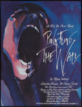 "Movie Posters:Rock and Roll, Pink Floyd: The Wall (MGM, 1982). French Petite (14"" X 18.5""). Rockand Roll.. ..."