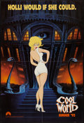 "Movie Posters:Animation, Cool World and Other Lot (Paramount, 1992). One Sheet (27"" X 40"") Advance and Poster (17"" X 23""). Animation.. ... (Total: 2 Items)"