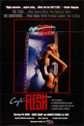 "Movie Posters:Adult, Cafe Flesh (VCA, 1982). One Sheet (27"" X 41""). Adult.. ..."