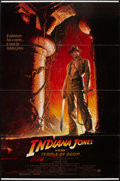 "Movie Posters:Adventure, Indiana Jones and the Temple of Doom (Paramount, 1984). One Sheet (27"" X 41"") Style A. Adventure.. ..."