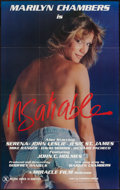 """Movie Posters:Adult, Insatiable and Other Lot (Miracle Films, 1980). One Sheets (2) (23"""" X 37"""" and 26"""" X 39.5""""). Adult.. ... (Total: 2 Items)"""