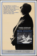 """Movie Posters:Hitchcock, Rear Window (Universal, R-1983). One Sheet (27"""" X 41""""). Hitchcock....."""