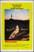 """Movie Posters:Adventure, Walkabout (20th Century Fox, 1971). One Sheet (27"""" X 41"""").Adventure.. ..."""