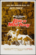 "Movie Posters:Adventure, Ride a Wild Pony and Others Lot (Buena Vista, 1975). One Sheets (3)(27"" X 41""). Adventure.. ... (Total: 3 Items)"
