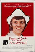 """Movie Posters:Drama, O Lucky Man! (Warner Brothers, 1973). One Sheet (27"""" X 41""""). Drama.. ..."""