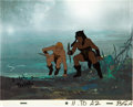 Animation Art:Production Cel, Fire and Ice Animation Production Cel Original Art (20th Century Fox, 1983)....