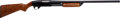 Shotgun:Slide Action, Savage Arms Corporation Springfield Model 67F Slide ActionShotgun....