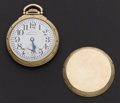 Timepieces:Pocket (post 1900), Hamilton Railway Special 950 E - 23 Jewel Pocket Watch. ...