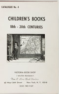 Books:Books about Books, [Victoria Book Shop, Milton Reissman]. Twelve Bound Victoria BookShop Catalogs Featuring Rare Children's Books and Illustrate...