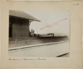 Miscellaneous, Photograph of Indians at Southern Pacific RR Depot by Tibbitts,circa 1908....