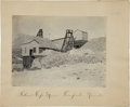 Photography, [Nevada Mining]. Photo of Silver Top Mine by Tibbitts, circa 1908....