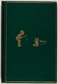 Books:Children's Books, A. A. Milne. Winnie-the-Pooh. With Decorations by Ernest H.Shepard. London: Methuen & Co. Ltd., [1926]. First e...